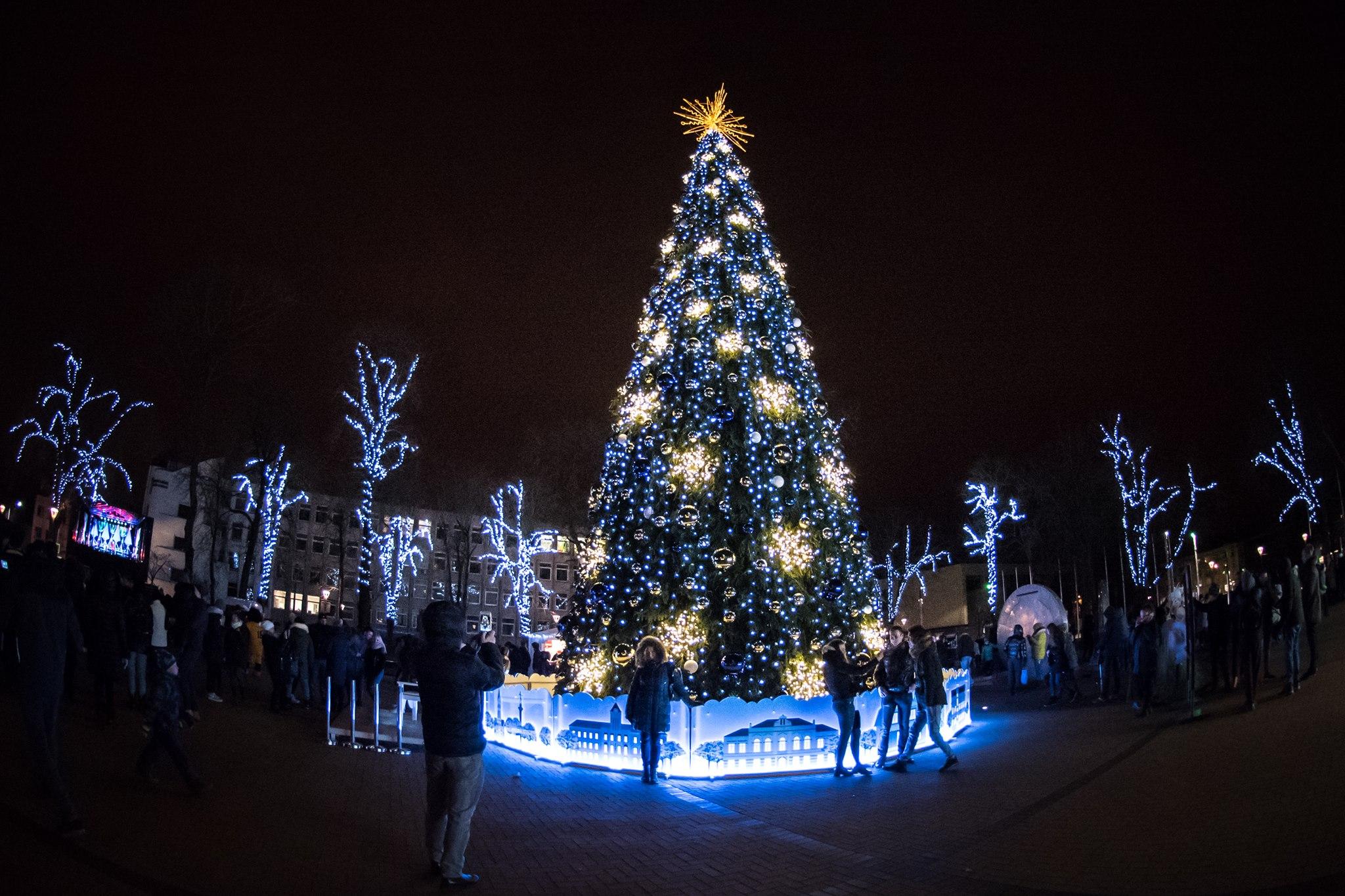 Christmas Images.Siauliai Christmas Tree Lighting Ceremony Siauliai